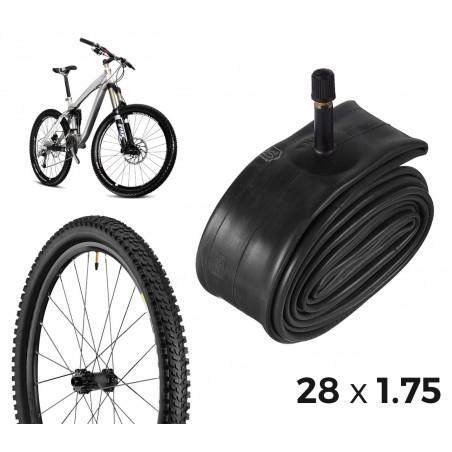 304604 Camera d'aria per la bicicletta riparazione forature 28 x 1.75