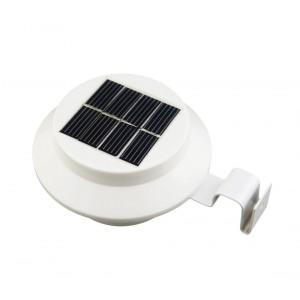 Faretto led 4370  con pannello solare da esterno funziona a batterie