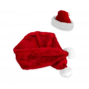 Set sciarpa e cappello BABBO NATALE 064234 per gatti e cani di piccola taglia