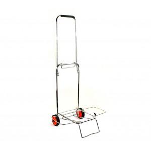 444005 Carrello porta valigia pieghevole Konzo 86x43x35 cm carico max 30 kg