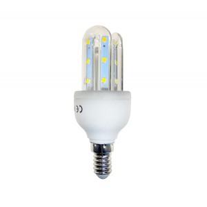 Lampadina STARKEN 3 Watt led tre tubi GLED1500F2 Luce fredda 6500k E14