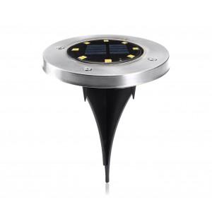 850895 Faretto led ricaricabile ad energia solare da giardino impermeabile 6000k