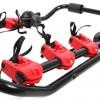 PB002 APOLLO Xone Supporto portabici per auto da cofano universale per 3 bici