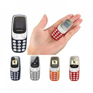 Mini cellulare bm10 mobile phone gsm bluetooth dual sim mp3 68x13x28mm