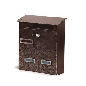 Cassetta Postale Sender ARTIGIAN FERRO Art. 701.BIS con serratura 23X9X29 cm