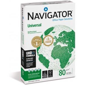 NAVIGATOR Risma di carta formato A4 500 fogli da 80g Universal Copy