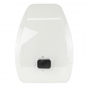 HTP Parabrezza Cic Ciac 395 x 540 mm adatto per manubri da 22 a 25mm