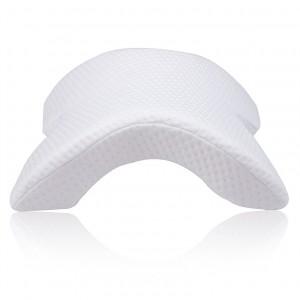 Cuscino Cervicale Curvo 521108 Memory Foam allevia problemi cervicali ultra soft