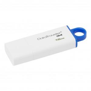 Penna USB Kingston Pen G4 DRIVE DataTraveler 16 GB USB 3.0 3.1 DTIG4 Shockproof