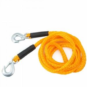 All Ride corda rimorchio lunga 4 metri 362403 traino fino a 5000Kg in Nylon