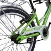 """Bicicletta  TECNOBIKE NSR 20"""" modello LEI 20 KID CITY BIKE  ART 766 con rotelle"""