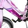 """Bicicletta TECNOBIKE NSR 20"""" modello IRIS CITY BIKE Art. 784 ROSA cambio shimano"""
