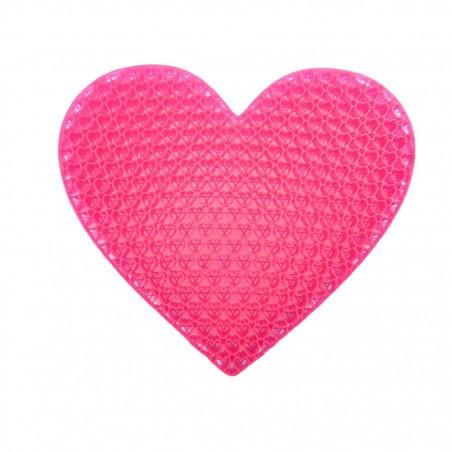 Cuscino a forma di cuore a nido d'ape in gel 210238 multifunzione traspirante