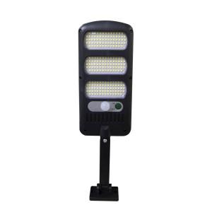 Mini Lampione faro solare led 015018 con accensione al passaggio 5.5V 1.5W