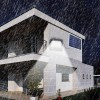 Faro led con ricarica solare 60W impermeabile IP67 FB-8860 6500K luce fredda