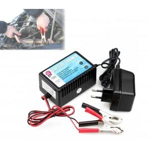 Battery trainer mantenitore carica e scarica batteria per tenere sempre le batterie in ottime condizioni