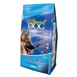 Crocchette per Cani Monge 007603 SPECIAL DOG Speciality con Tonno e Riso da 4 Kg