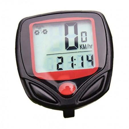 Tachimetro per Bicicletta A13030 Ciclo Computer Wired Wireless Contachilometri