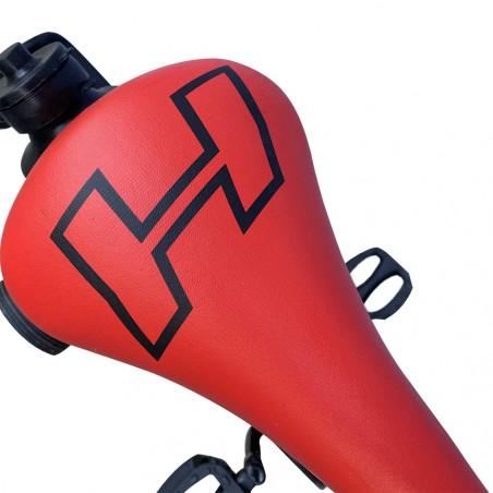 """Bicicletta Hammer 16"""" borraccia e telaio in acciaio per bambini età 5-7 anni"""